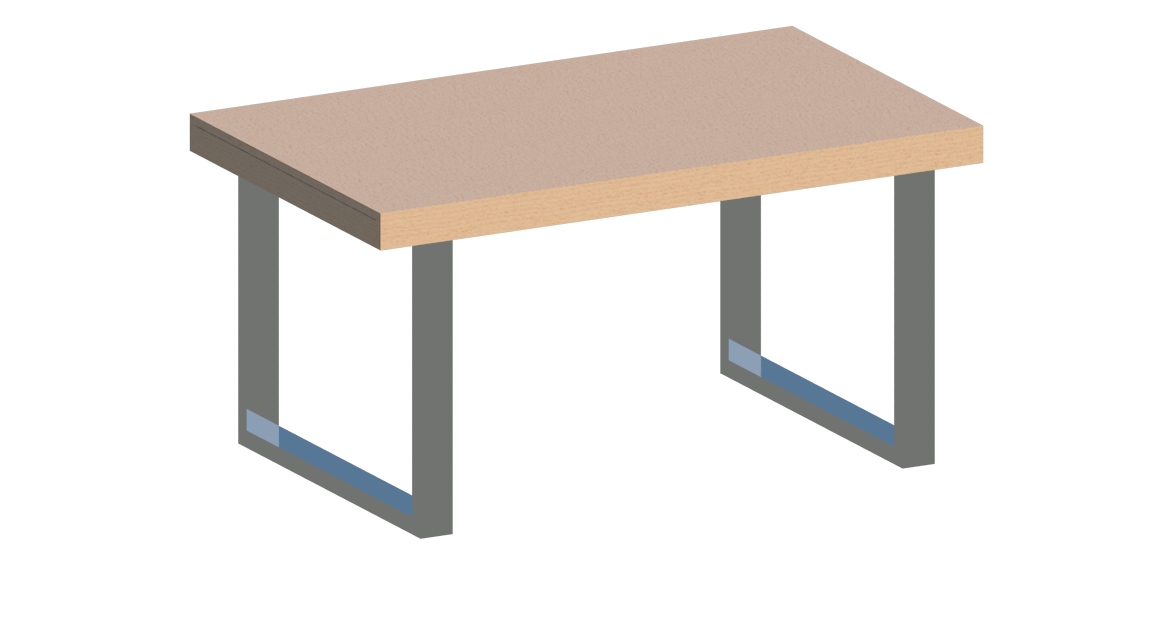 Revit dining table family eduardo blanco castrejón